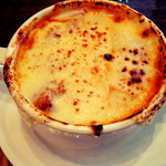                    freanch onion soup