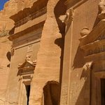 Madain Saleh Tombs Foto