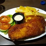 Fish and chips a cena!