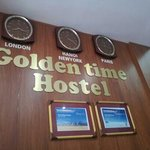 Foto de Golden Time Hostel