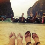                    Maya Beach :)