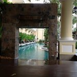                    pool acces rooms