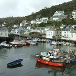 Polperro village in all its glory