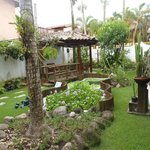                    Jardim Interno