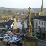 Street view of Burford