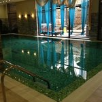pool at Victoria Spa