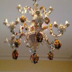  Chandelier in Founder&#39;s Hallway