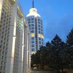 Sheraton Hotel & Convention Center Ankara Foto