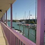 View from Entryway of Marina
