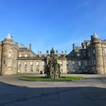 Holyrood Palace near the Hotel