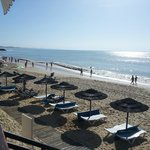                    lovely beach