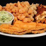 Fried Combination Platter