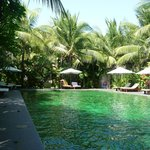                                      cham villas pool
