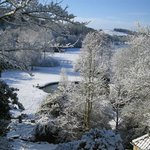 Winter at Tucking Mill - a glorious time