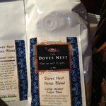 Doves Nest coffee blend