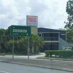Brisbane International - Rocklea Motel Foto