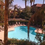 Pool Area Palm Desert Best Western