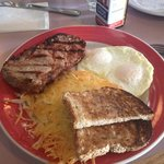 steak n eggs