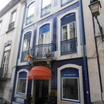                    Hotel Anjo Azul (gay-friendly) in Bairro Alto, Lisboa
