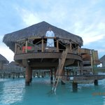 Our Preium Overwater Bungalow #18