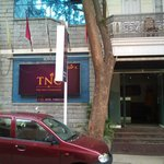  TNC from front