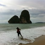 paseando por railay