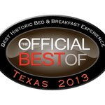 The Offical Best of Texas 2013