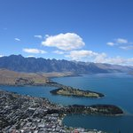                    The sun does shine in Queenstown