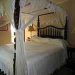 Master Bedroom at Milestone Cottage