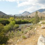Kern River at Property