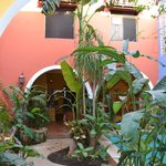 Foto de Angeles de Merida Bed and Breakfast