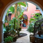 Φωτογραφία: Angeles de Merida Bed and Breakfast