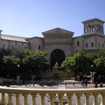 walking across to Montecasino