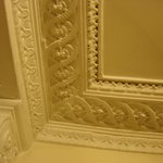 plasterwork to ceiling