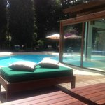                    Lounge Piscina Externa
