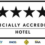 4 Star Officially Accredited Hotel
