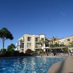 Golden Riviera Beach Resort Gold Coast