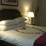                    valentines stay
