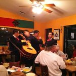 8-Man Mariachi Band played at Valentine's Day!!!
