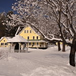 RiverWood Inn - Fresh Snowfall