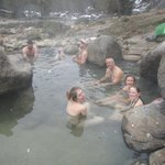                    Jerry Johnson Hot springs 30 minutes away