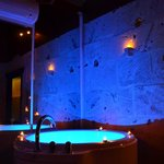 Geisha Tub at OM Day Spa
