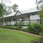                    Front of the Eumundi Rise Bed and Breakfast
