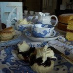 Afternoon Cream Tea