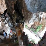 Pak Ou cave - the lower cave