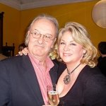 The owners - Mike and Linda