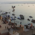 People on Ganges