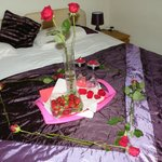  Little extra touches for special occasions @ Acorns of Lyndhurst B&amp;B