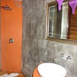 Bathroom of beach villa