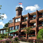 Das Hotel Ostseeblick